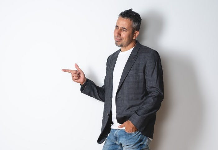 A day in the life of... Chris De Abreu, Executive Creative Director at MCH Global – Econsultancy