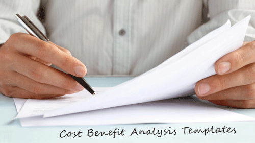 Cost Benefit Analysis Templates & Examples (Word   Excel