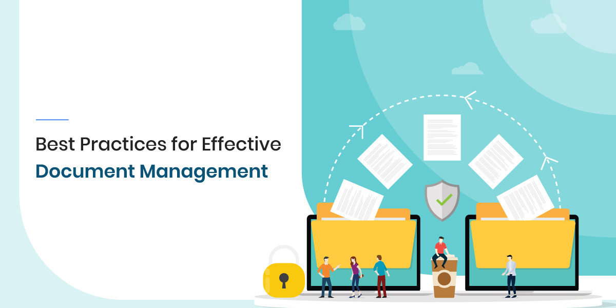 9 Best Practices for Effective Document Management in 2020