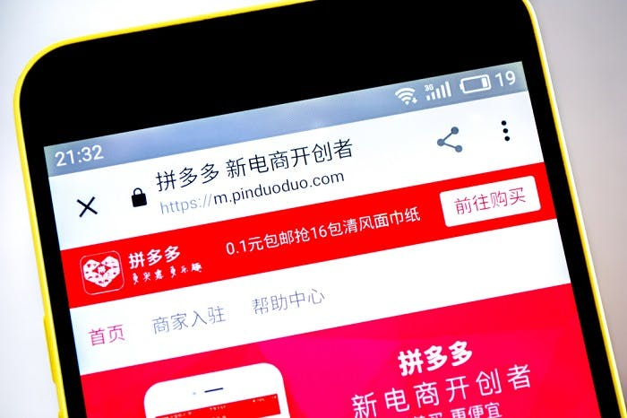 What's behind the success of China's social commerce app Pinduoduo? – Econsultancy