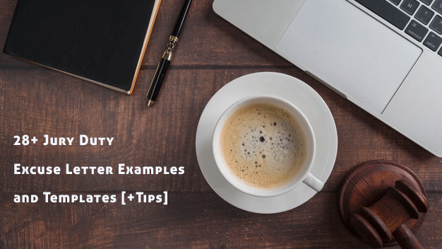 28+ Jury Duty Excuse Letter Examples & Templates [+Tips]