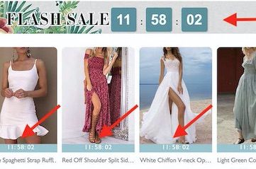 6 Ways to Drive FOMO on Ecommerce Pages