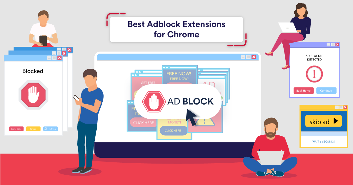 Top 10 AdBlock Extensions For Chrome in 2020