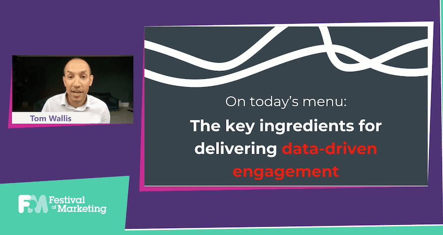 Gousto CMO Tom Wallis on the five key ingredients of an effective data-driven strategy – Econsultancy