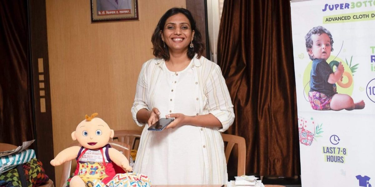 Motherhood Made Her Quit High-Paying Job - Mompreneur Now Owns A Multi Crore Revenue Company With Her Smart-Solution