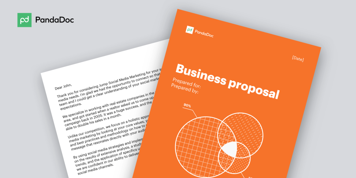 10 Steps: How to Write a Business Proposal [NEW Templates
