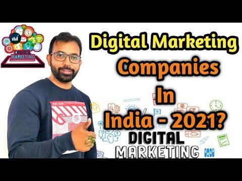 Top 10 Digital Marketing Companies India 2021