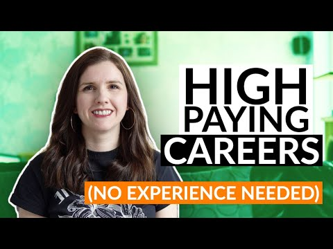5 Highest Paying Jobs You can Learn (NO EXPERIENCE REQUIRED)