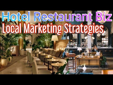 How to promote Hotel Restaurant  Restaurants Marketing Strategies  How to Grow your Restaurant