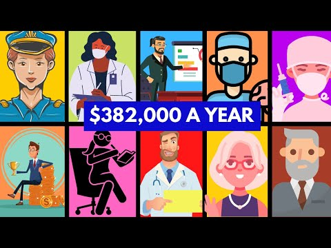25 Best Jobs In The World And Their Salaries