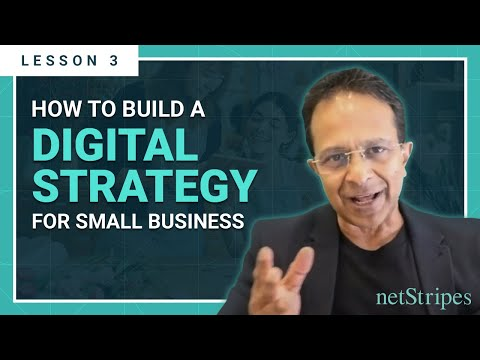 How to Build a Digital Marketing Strategy for Small Business in 5 minutes (Achieve your Goals)