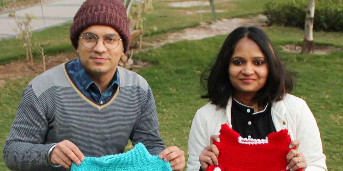 Knitting Little Dreams And Joy Through Her Crochet, Sonipat Based Motherpreneur Making It Big