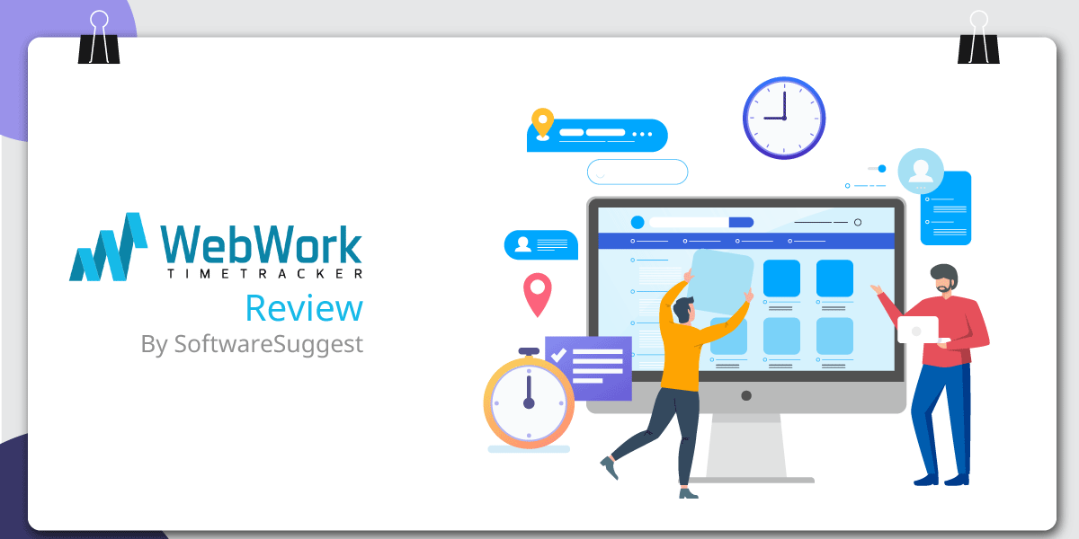 Boost Employee Productivity & Efficiency with WebWork Time Tracker