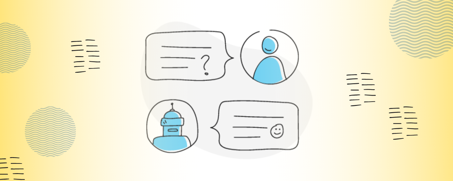 Blog cover for excellent customer service phrases
