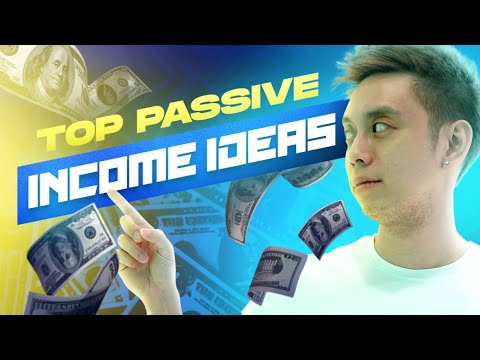 7 Best PASSIVE INCOME Ideas for 2021 (How to Make Money Online)