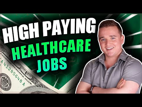 10 Top Healthcare Jobs That Require Little To No Schooling! (High Paying)