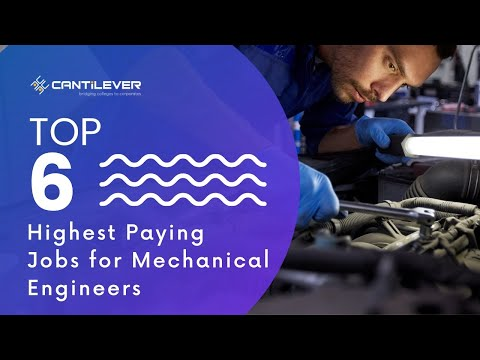 Highest paying jobs for Mechanical Engineers in India | TOP 10 Highest Paying Jobs for ME Students