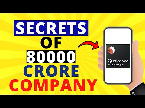 Success Story Of 80000 Crore Business 🔥 | Qualcomm Business Case Study by Aditya Saini |
