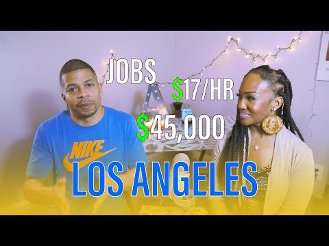 Top Best Highest Paying Jobs in Los Angeles with Little to NO Experience