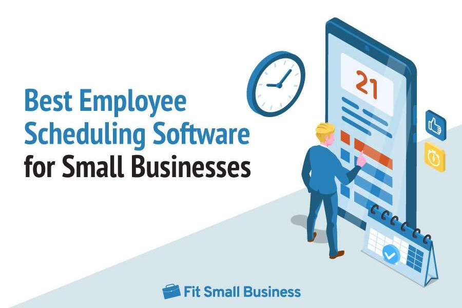 5 Best Employee Scheduling Software for Small Businesses
