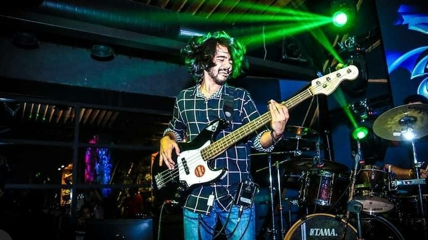 Owning Up To Life's Adversities And Carving A Niche For Himself; See How A Self-Taught Musician Is Creating Music!