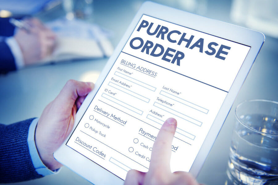 22 Free Purchase Order Templates (Word   Excel