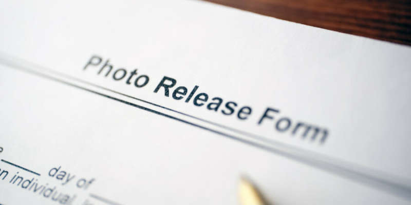 24 Free Photo Release Forms - Word   PDF