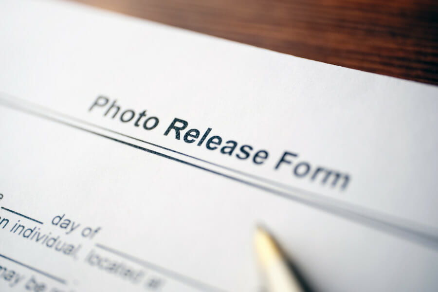 24 Free Photo Release Forms - Word | PDF