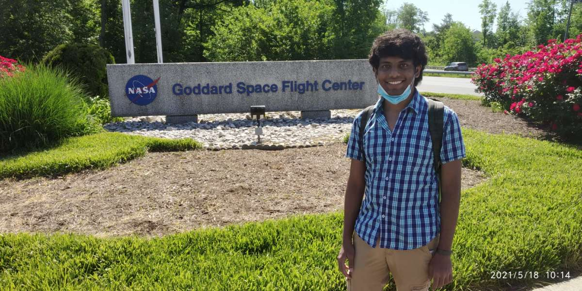 How A Young Boy From Mumbai Slum Became The Youngest Research Scientist At NASA Goddard Space Flight Center