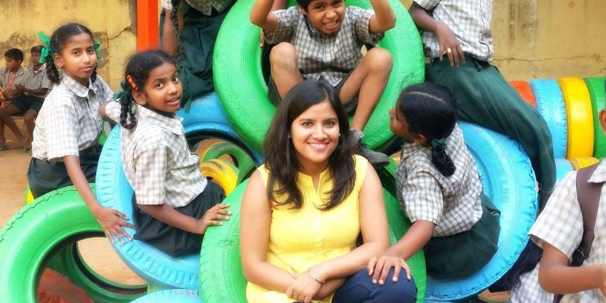 IITian Ditches Rs 20 Lakh Salary To Build Playgrounds For Underprivileged Children