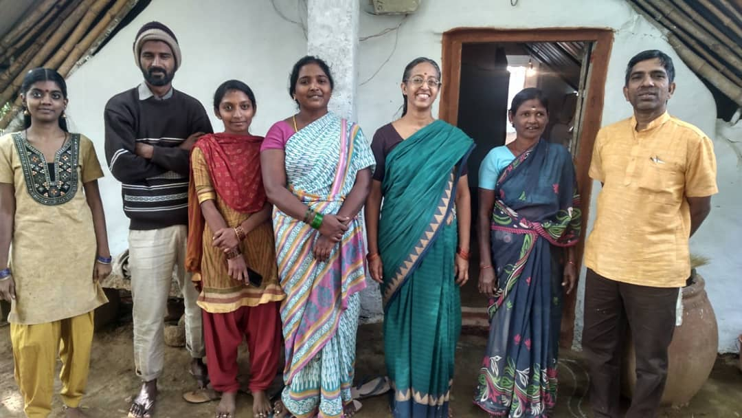 Women From Drought-Stricken Paalaguttapalle Village In Andhra Pradesh Unite To Survive With Skills And Hardwork