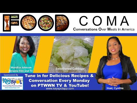 Food COMA TV with Guest Mandisa Johnson