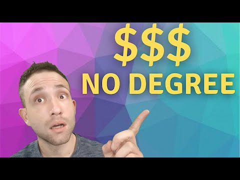 9 Highest Paying Jobs Without a Degree   2021 (No Experience Needed)