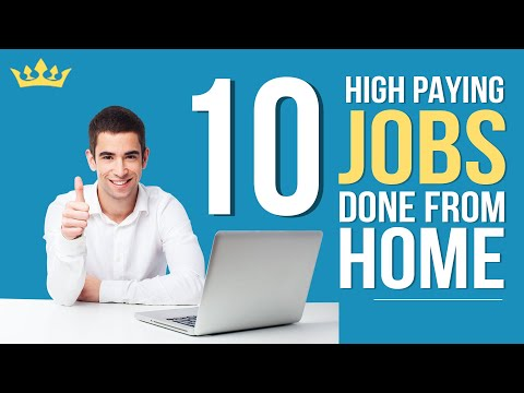 TOP 10 HIGHEST PAYING JOBS 2020