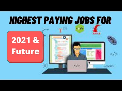 4 Highest Paying Jobs in India For 2021 | Best Career Options | Best Salary Jobs  | Best IT Jobs